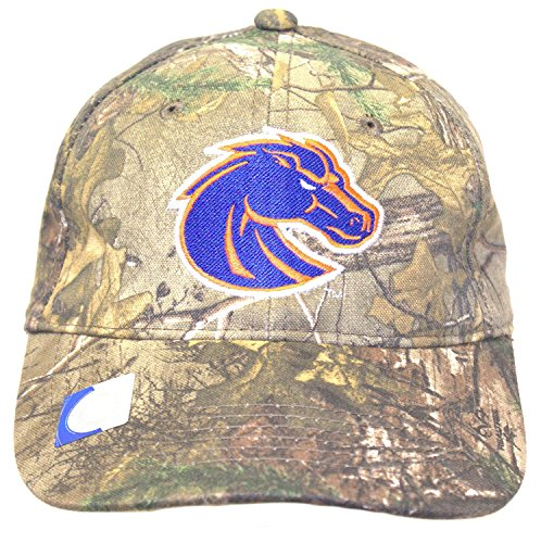 Boise State Broncos Camo Hat Boise State Camouflage Cap