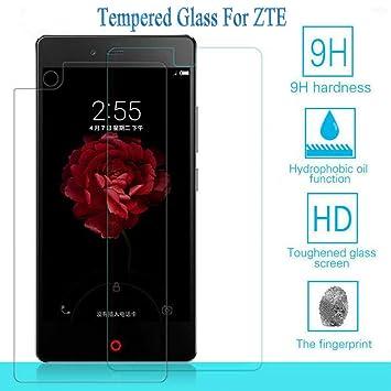 YswuJ (Paquete de 2 Vidrio Templado 9H HD para Zte A510 A610 ...