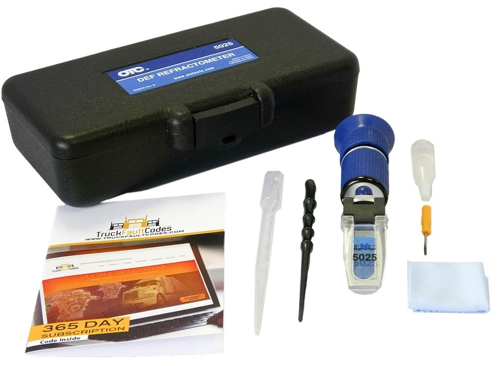 OTC UREA DEF Refractometer OTC5025 Brand New!