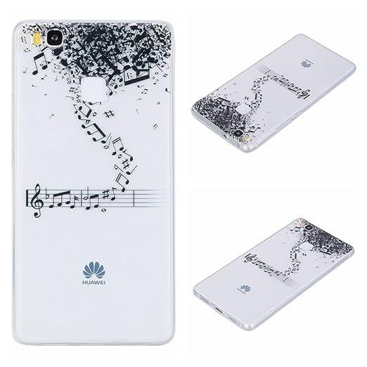 2 opinioni per Custodia Per Huawei P10 Lite, Voguecase Custodia Silicone Morbido Flessibile TPU