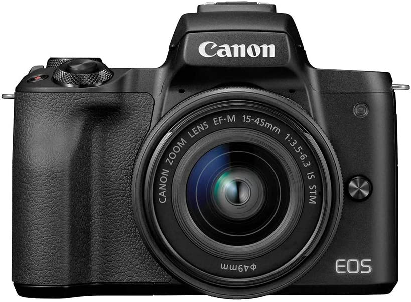 Best DSLR Camera for moms | Canon EOS M50