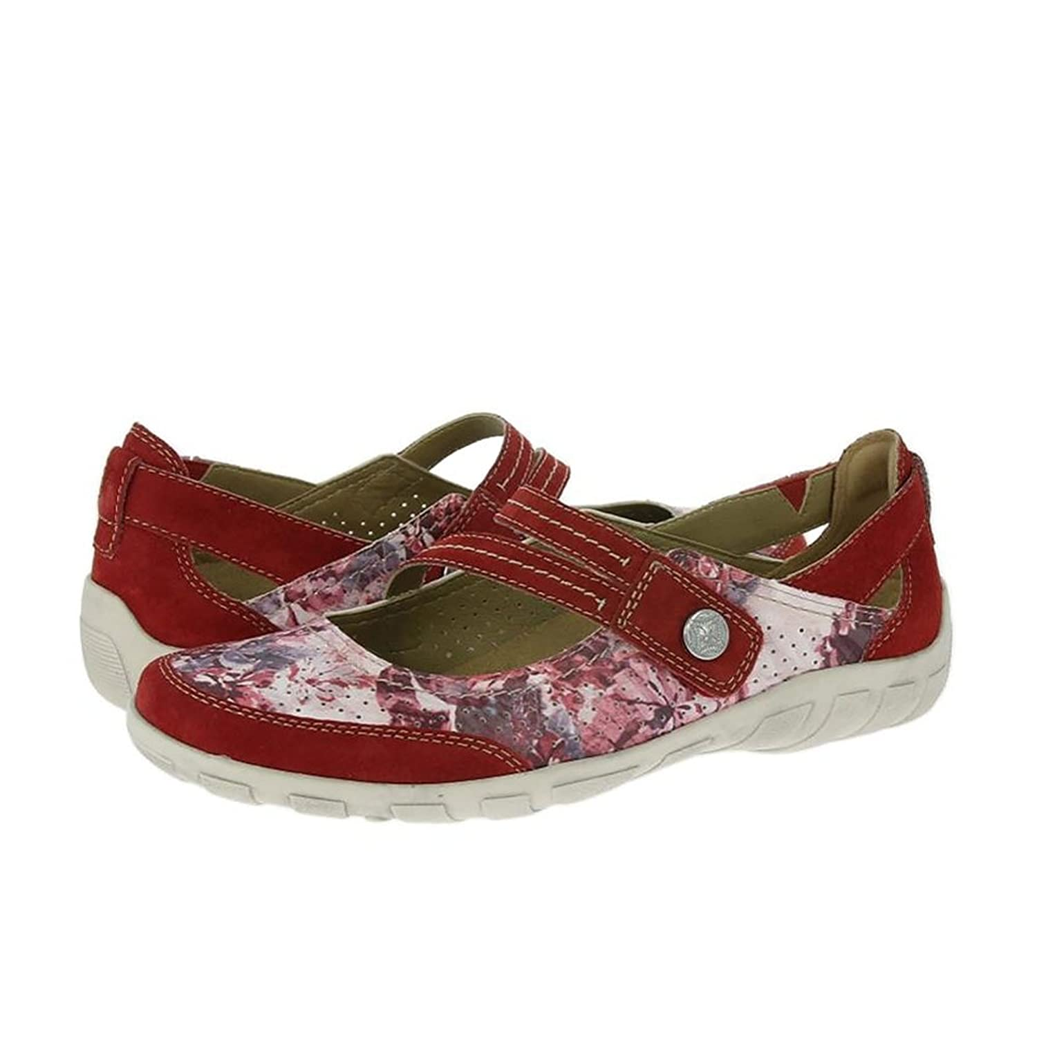 Earth Spirit Maryland Shoes Jazzy Red Amazon Shoes & Bags