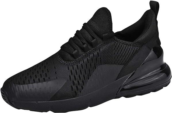 KAWAI Zapatillas Running Hombre Antideslizantes Ligeras Zapatos para Correr Cómoda Sneakers Zapatillas Deportivas Correr Gimnasio Casual Calzado Asfalto Aire Libre Sneakers: Amazon.es: Zapatos y complementos