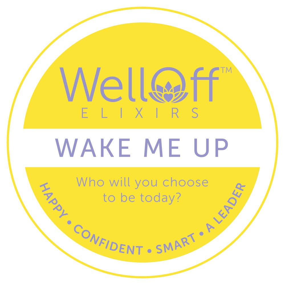 WellOff Elixirs, Wake Me Up Organic Lemon Ginger Morning Metabolism Pods (10ct.); Recyclable Single Serve Immune Support, Healthy Weight Loss Bloat Relief & Lower Appetite, KCup Compatible
