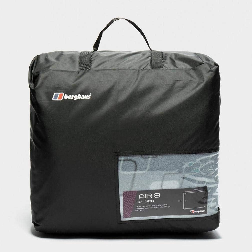 New Berghaus Air 6 XL tent carpet grey RRP £100