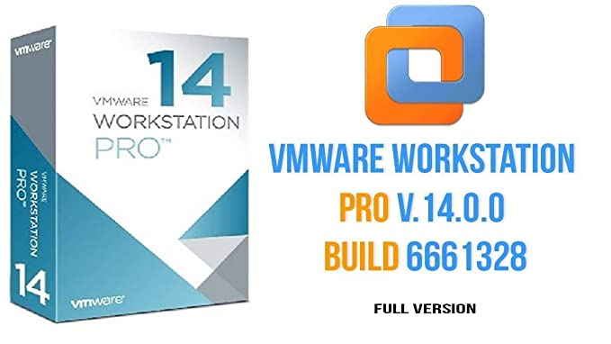 VMware Workstation 14 Pro + Authentic Licence Key (Same Day