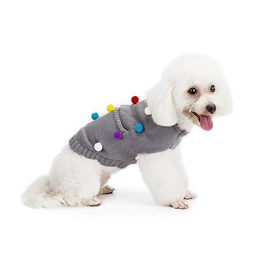 Amazon.com: Wouke Pet Clothes, Pet Dog Cat Outfit Winter ...