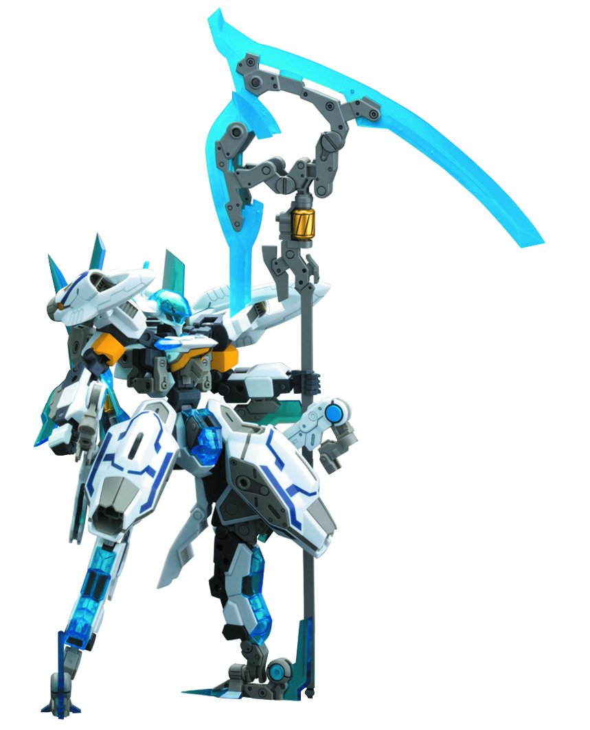 Amazon.com: Kotobukiya Frame Arms: NSG-X2 Hresvelgr=Ater Model Kit ...