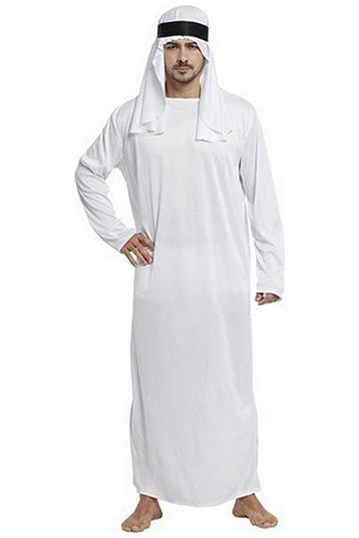 44c7ad66b4bc Snuter arabe Costume Disfraces de Halloween Adulto Principe Hombres ...