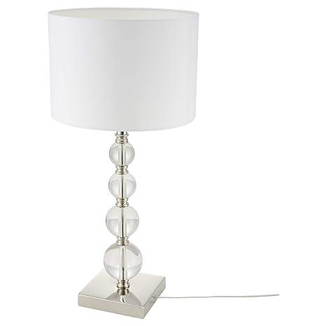 Amazon.com: IKEA 702.518.20 Roxmo - Lámpara de mesa: Home ...