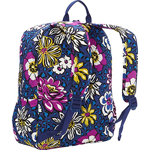 8453f43956c2 Vera Bradley Women s Campus Backpack Nomadic Floral Backpack - Import It All