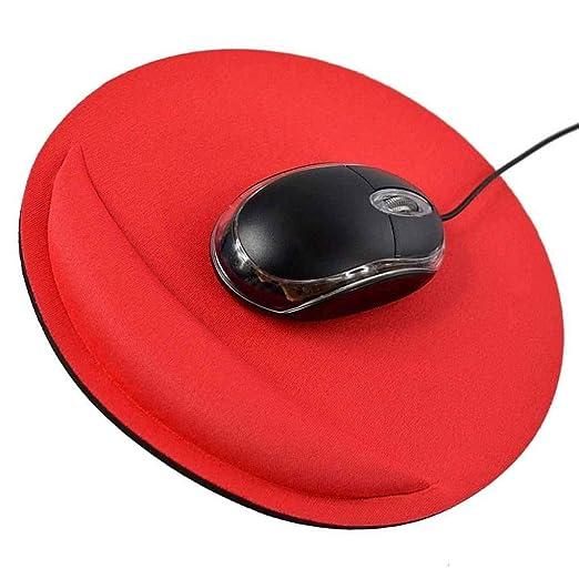 Meisijia - Cojín de protección Suave de Goma EVA para ratón ...