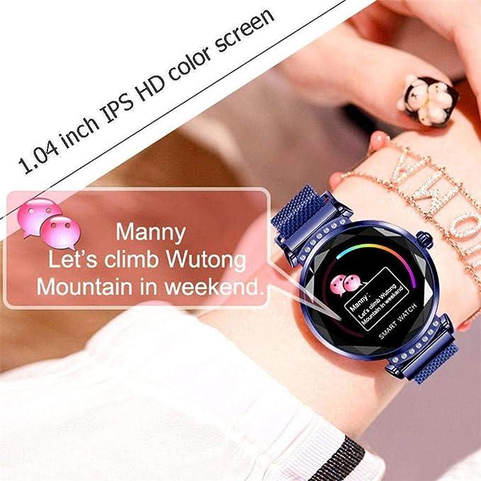 Arteki Smart Bracelet Bluetooth Wrist Watch Phone for iOS ...