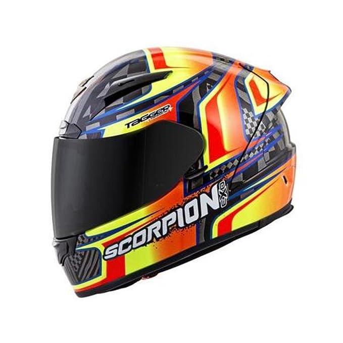 Scorpion EXO-R2000 Tagger Ensenada Motorcycle Helmet