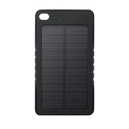 Amazon.com: ZhiZhu 8000 mAh Solar Panel Charger Portable ...