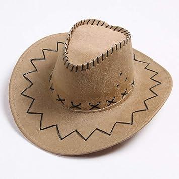 PVOWEJF Sombrero de Playa Sombrero para el Sol Rayado Sombreros de ...