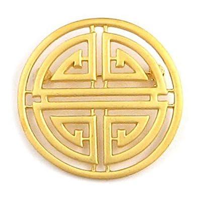 Amazon Matte Finish Chinese Shou Long Life Longevity Good Luck
