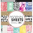 me & my BIG ideas Paint Palette Mambi Sheets, 12 by 12-Inch