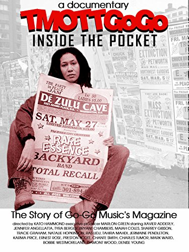 (TMOTTGoGo Inside The Pocket: The Story of Go-Go Music's Magazine )