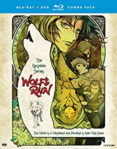 Wolf's Rain: The Complete Series (Blu-ray/DVD Combo) from Funimation