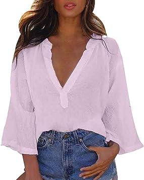 Costura Color de ContrasteTops Mujer Fiesta Elegante Ronamick Flores Lace Camisetas Mujer Deporte Blusa Encaje Mujer Fiesta Flores Lace Camisa Lunares Mujer(Rosado,S): Amazon.es: Bricolaje y herramientas