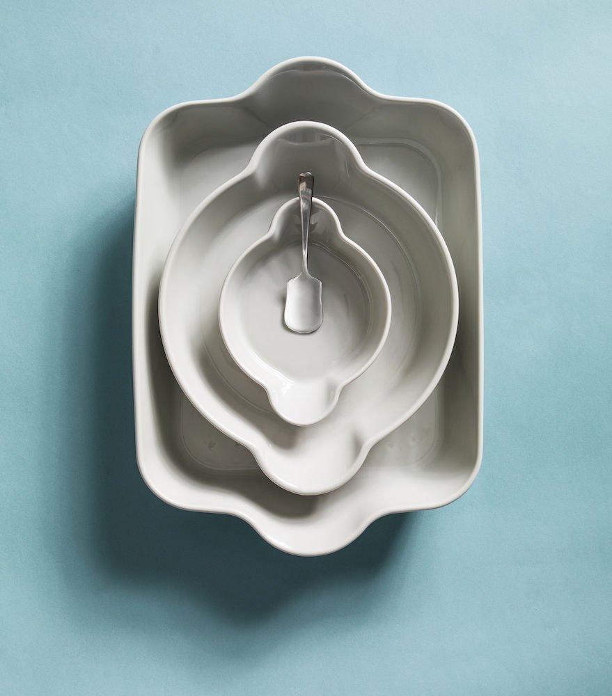Sagaform 5017728 Piccadilly oven dish rectangular, white, by Sagaform (Image #4)