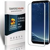 Soyion Galaxy S8 Plus Schutzfolie,Galaxy S8+ Panzerfolie Displayschutz, 9H Vollständige Abdeckung Displayschutzfolie für Galaxy S8 Plus