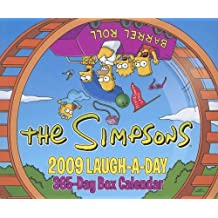 The Simpsons 2009 Laugh-a-Day 365-Day Box Calendar