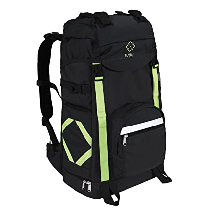 Amazon.com  TUBU Large Camera Backpack for Outdoor Hiking Shockproof  Waterproof Fit Laptop DSLR Cameras and Gears (Black)  Computers    Accessories