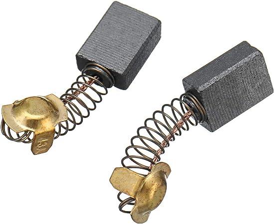KingLan Escobillas De Carb/ón para Amoladora Angular Hitachi G23Ss