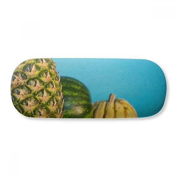 Tropical Hard glasses case Pineapple sunglasses reading Ideal Gift