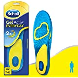 Scholl GelActiv Insole Everyday (Men), 1 Count