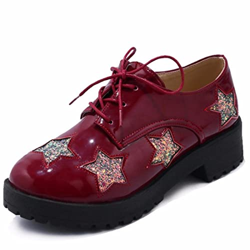 724f69ecfee20e Escarpins Femme/Ouvert/Stars de l'automne, des Dentelles, Chaussures Unique