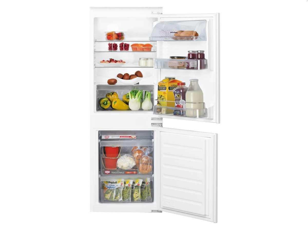 Privileg PCI 5500 A+ Einbau-Kühl-Gefrierkombination Kühlschrank ...