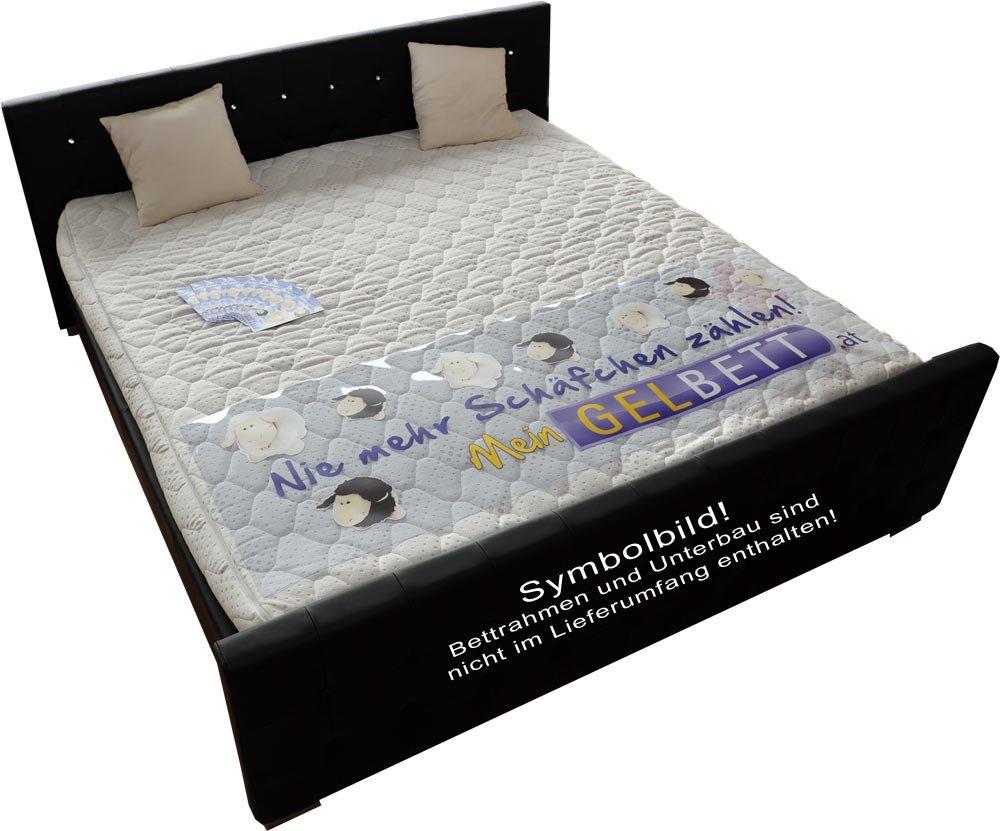 Gelbett - das Gel-Bett die stromlose Alternative zum Wasserbett ...