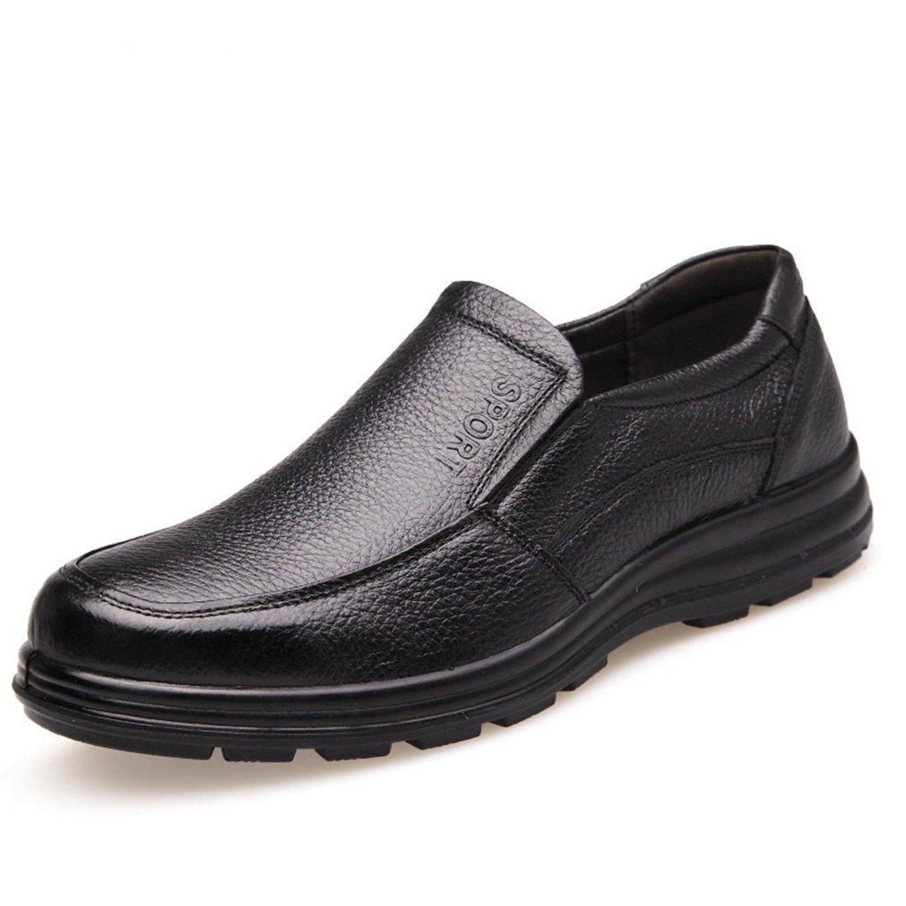 Feidaeu - Brogue Hombre 39 EU|Schwarz,Slipper Zapatos de moda en línea Obtenga el mejor descuento de venta caliente-Descuento más grande