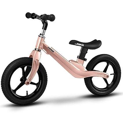 Bicicleta sin pedales Bici Bicicleta de Equilibrio para niños de 18 Meses a 5 años,