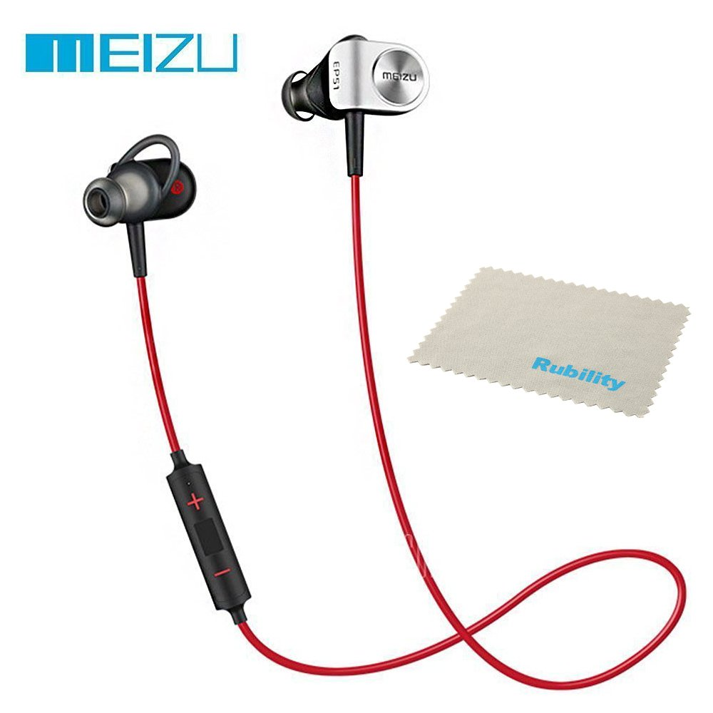 A quality, good looking bluetooth earbuds with mic and controls