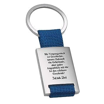 Schlüsselanhänger  mit Wunschtext Geschenkidee Anhänger Personalisiert