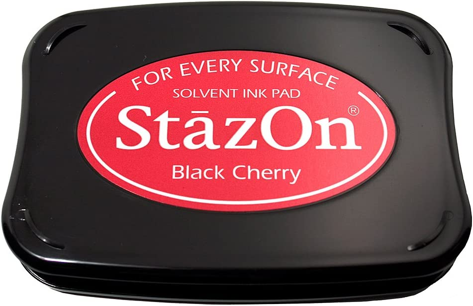 Dove Gray Tsukineko Full-Size StazOn Multi-Surface Inkpad