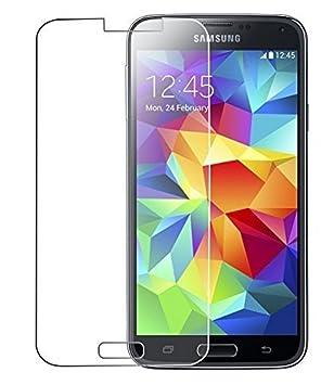 Protector de pantalla Cristal templado para Samsung Galaxy S5 Neo Calidad HD, Grosor 0,3mm, Bordes