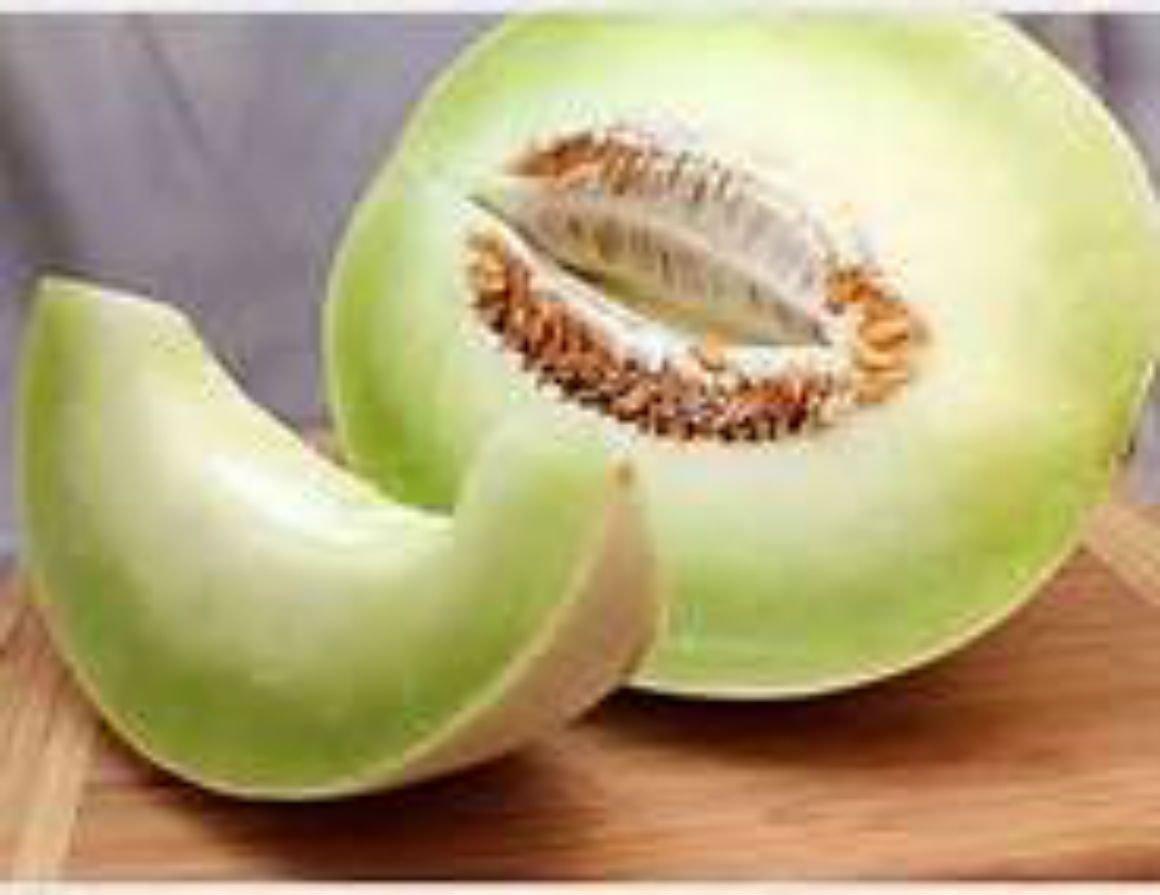 20 Seeds Sweet Green Flesh Honeydew Kinds of Seeds