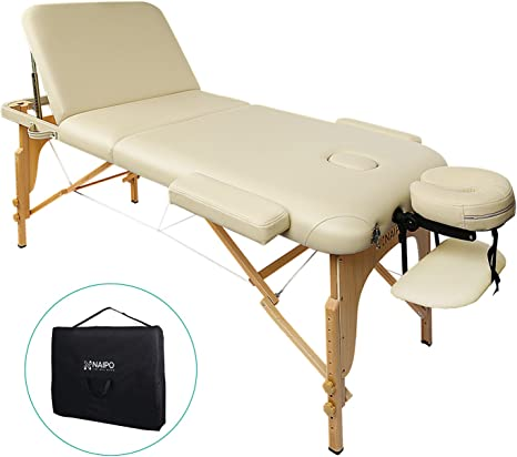 Lettino Massaggio In Legno.Naipo Lettino De Massaggio Lettini Per Massaggi De Trasporto