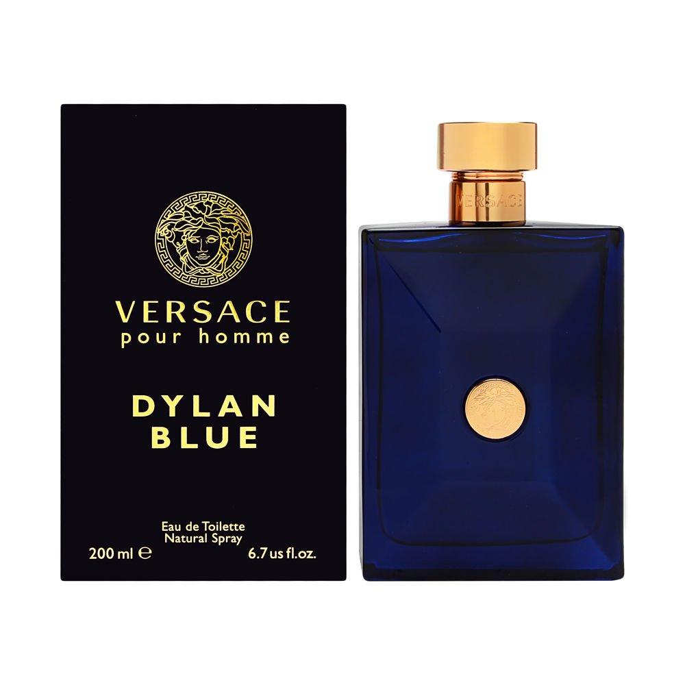 Dylan Blue Pour Homme Eau De Toilette Spray Box Sealed, 6.7 Ounce