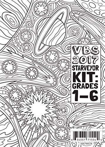 VBS 2017 Starveyor Kit: Grades (Lifeway Vbs 2017)