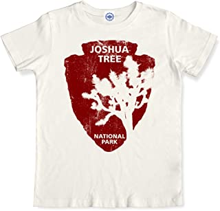 product image for Hank Player U.S.A. Joshua Tree National Park Men's T-Shirt (M, Vintage Yellow)