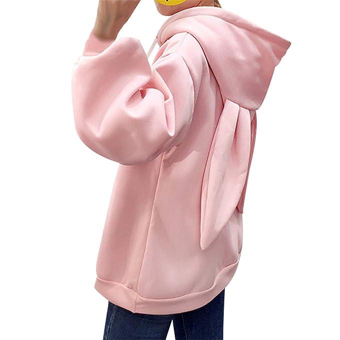 Sudadera con Capucha Sudaderas con Capucha Otoño Mujer Streetwear Zipper Striped Hoodie Ropa Mujer: Amazon.es: Ropa y accesorios