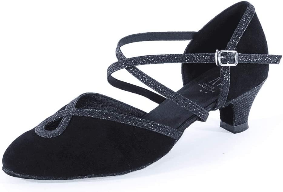 Roch Valley Anna Ladies Wide Fit Ballroom Shoe