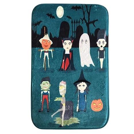 Heetey Decoración de Halloween, Pared de Dibujo, Hierro ...
