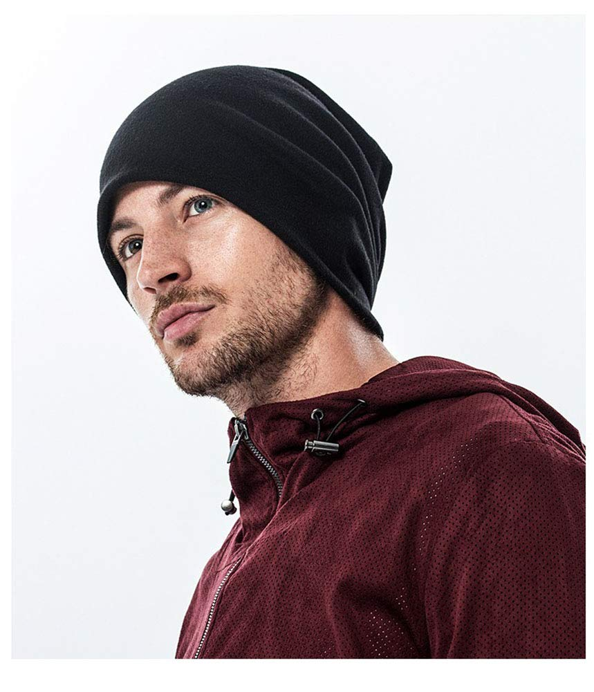 Woman Skull Cap Beanie Cancer Picked Wrong Headwear Knit Hat Warm Hip-hop Hat